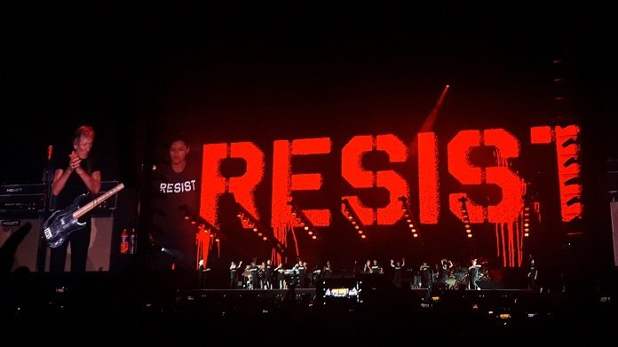 Roger Waters em SP 8