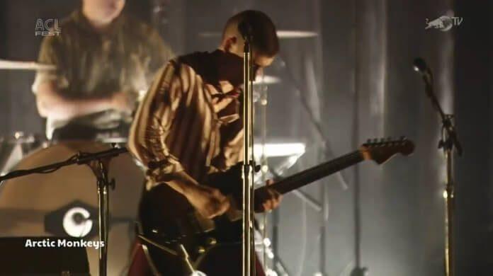 Arctic Monkeys no Austin City Limits 2018