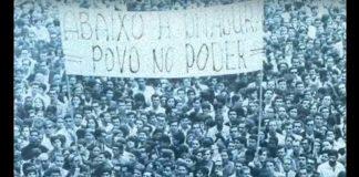 Povo contra a ditadura militar
