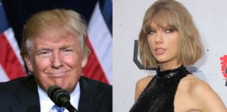 Donald Trump e Taylor Swift