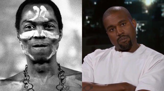 Fela Kuti e Kanye West