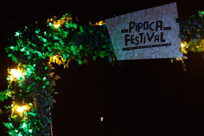 Entrada do Festival Pipoca