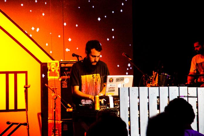 DJ Eppinghaus no Festival Pipoca