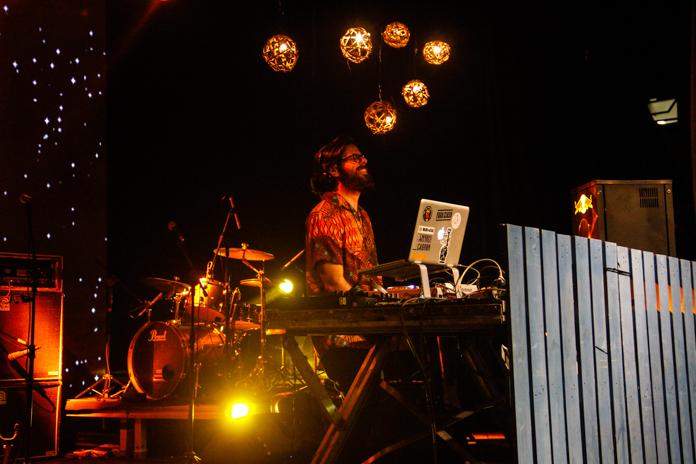 DJ Mellow no Pipoca Festival