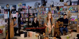 Florence And The Machine no Tiny Desk