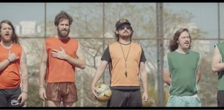 "Francisco El Hombre e Scalene no clipe de ""Clareia"""