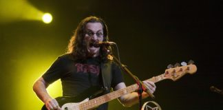 Geddy Lee, do Rush