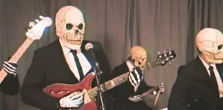 Gerard Way - Baby You're A Haunted House