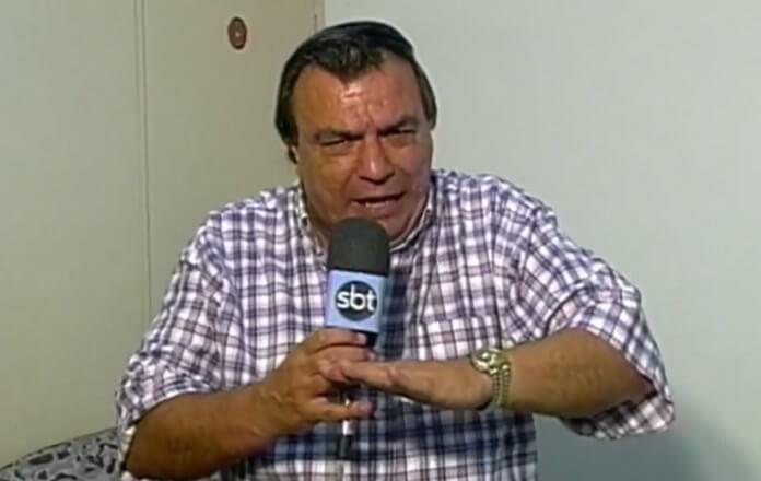 Gil Gomes no SBT
