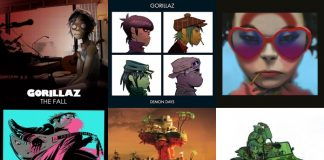 Discografia do Gorillaz