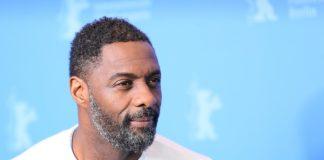 Idris Elba em Berlim, 2018