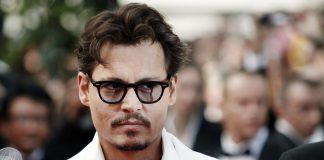 Johnny Depp em 2011