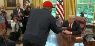 Kanye West e Donald Trump