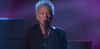 Lindsey Buckingham no Jimmy Kimmel Live