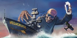 Megacruise, o cruzeiro do Megadeth