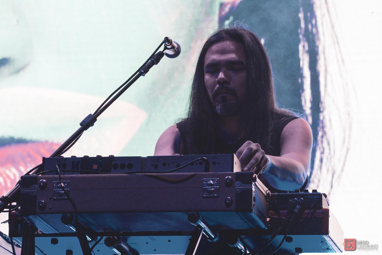 Paulo Kishimoto na Fundição Progresso