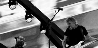 Roger Waters em Curitiba, 2018
