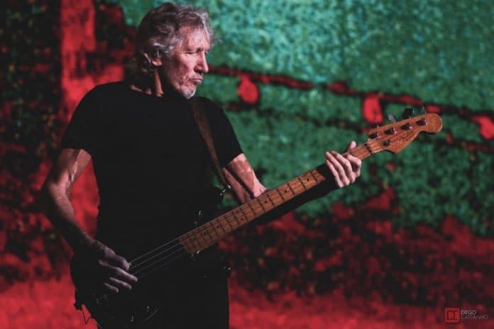 Roger Waters no Rio de Janeiro