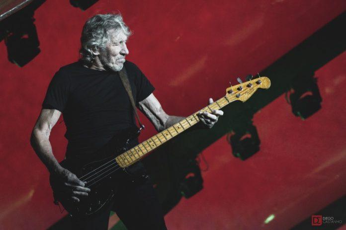 Roger Waters no Maracanã