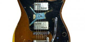 Guitarra do Sonic Youth