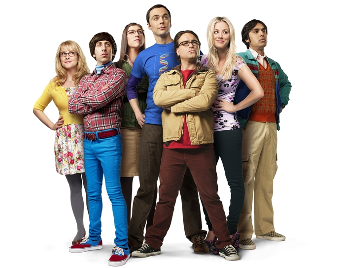 Elenco de The Big Bang Theory novamente entre os mais bem pagos do ano