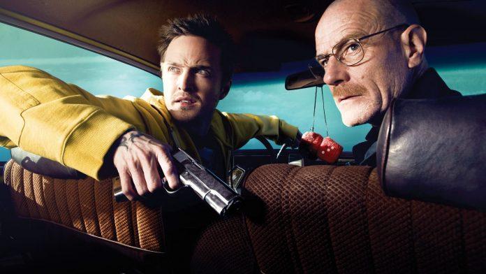 Breaking Bad Walter e Jesse