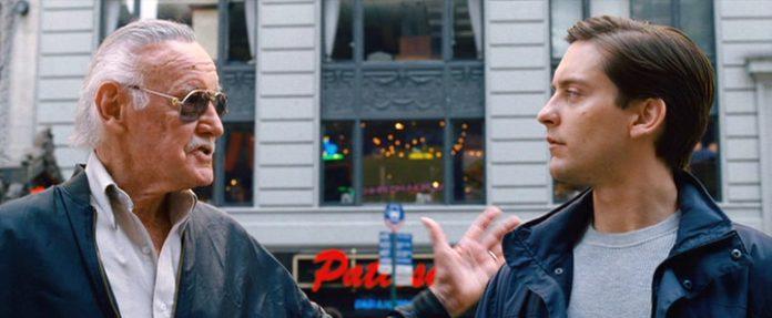 Stan Lee cameo em Homem-Aranha