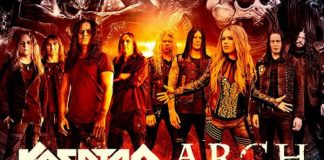 Arch Enemy e Kreator
