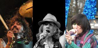 Dave Grohl, Beck e Karen O (Yeah Yeah Yeahs)