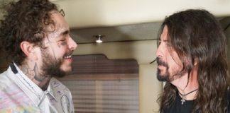 Dave Grohl e Post Malone