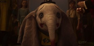 Dumbo, Disney,Tim Burton,Trailer