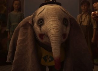 Dumbo, Disney,Tim Burton,Trailer