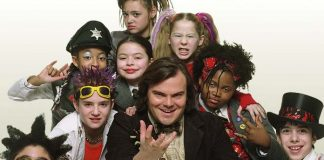 Escola de Rock (Jack Black)