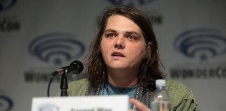 Gerard Way (My Chemical Romance, The Umbrella Academy)