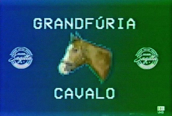 Grandfúria - Cavalo