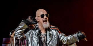 Judas Priest no Solid Rock em SP