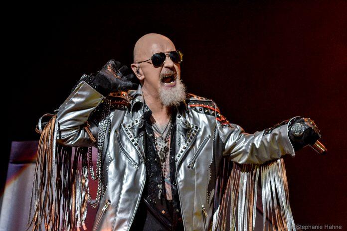 Judas Priest no Solid Rock em SP