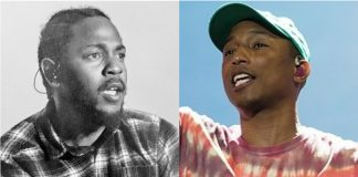 Kendrick Lamar e Pharrell Williams