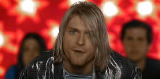 Kurt Cobain Nirvana