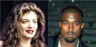 Lorde e Kanye West