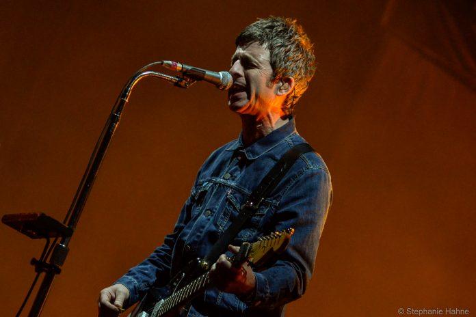 Noel Gallagher no Summer Break Festival 2018