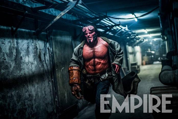 Nova Foto Hellboy OLHA ESSE BICHÃO