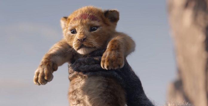 O Rei Leão (The Lion King) Simba Trailer