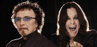 Ozzy Osbourne e Tony Iommi (Black Sabbath)