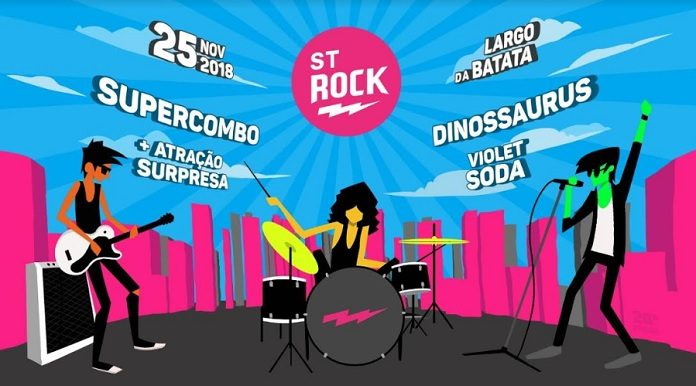 Street Rock em SP