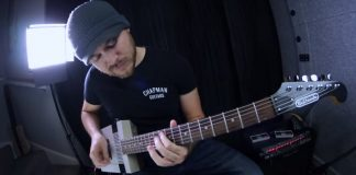 Super Nintendo Guitarra Super Mario