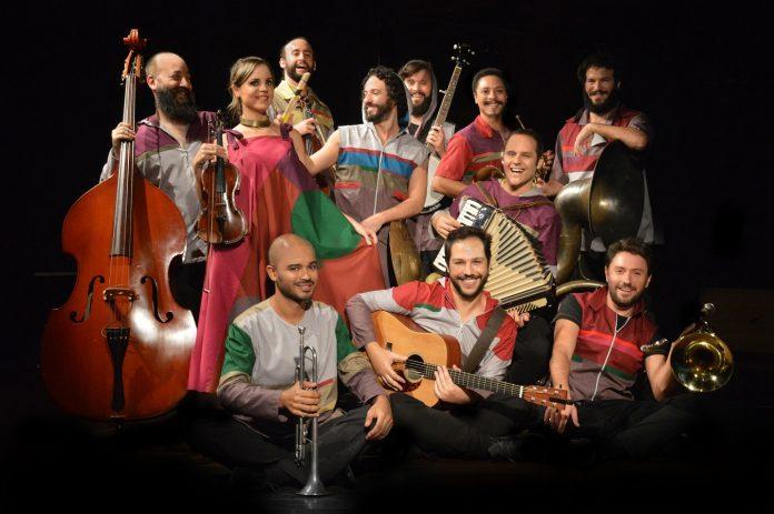 Betto Serrador e a Orquestra Manouche
