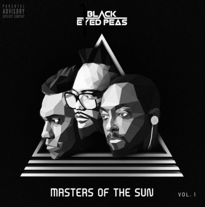 Black Eyed Peas - Masters Of The Sun, Vol. 1