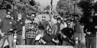 Carey Hart, marido da P!nk, publica foto que ameaça assaltantes na Califórnia