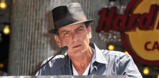 Charlie Sheen no Hard Rock Cafe, 2012